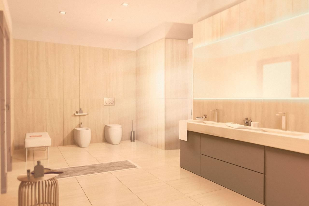 Spanish Steps luxury turnkey apartment - 24