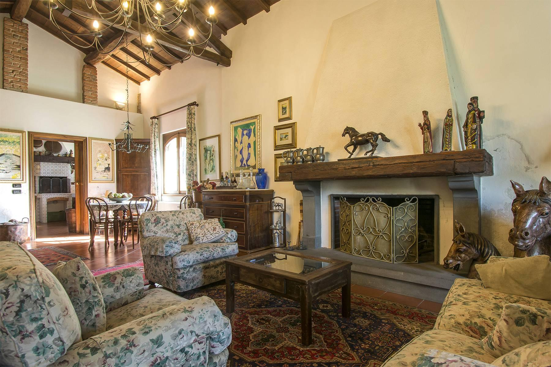 Equestrian farmhouse in the Tuscan countryside - 7