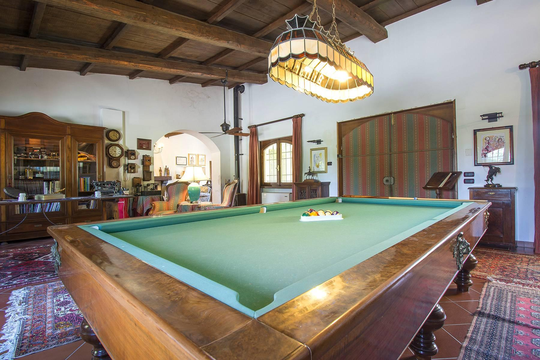 Equestrian farmhouse in the Tuscan countryside - 16