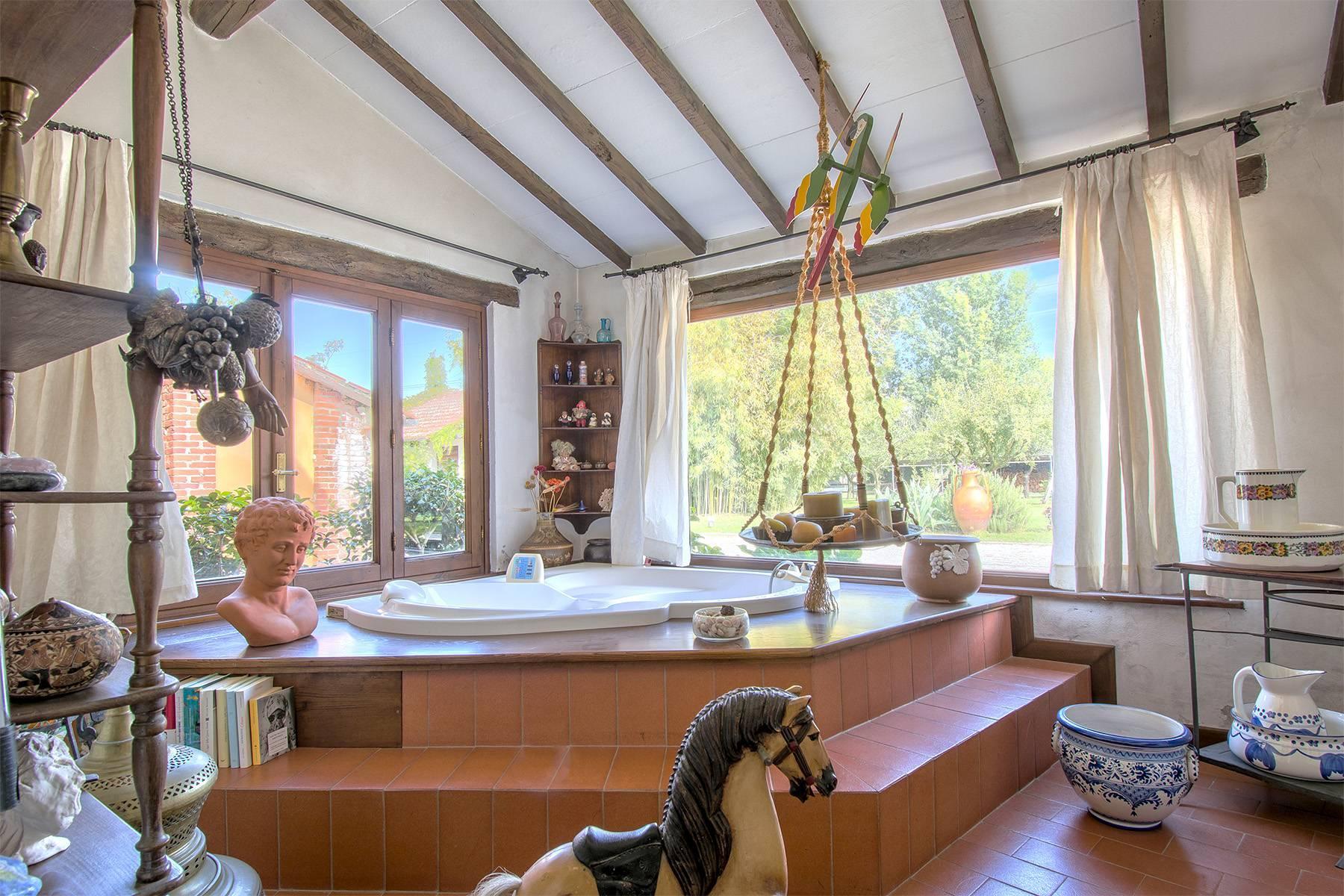 Bauernhaus mit Reitschule auf dem toskanischen Landschaft - 15