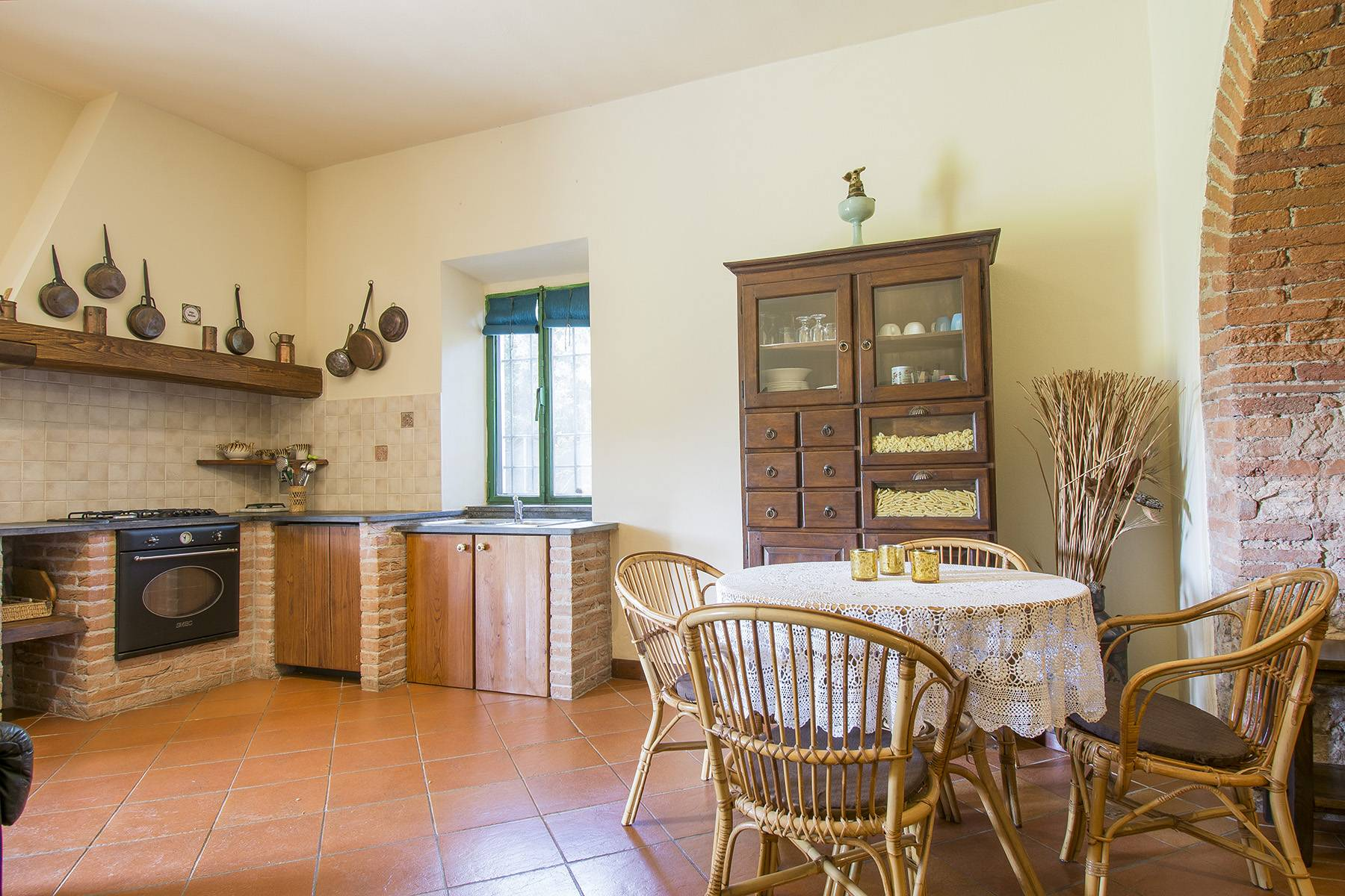 Equestrian farmhouse in the Tuscan countryside - 17