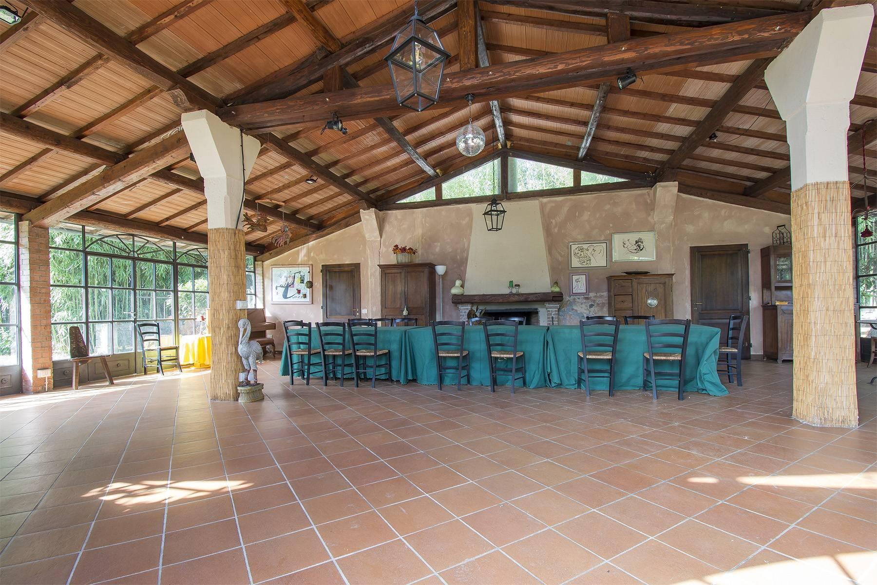 Bauernhaus mit Reitschule auf dem toskanischen Landschaft - 18