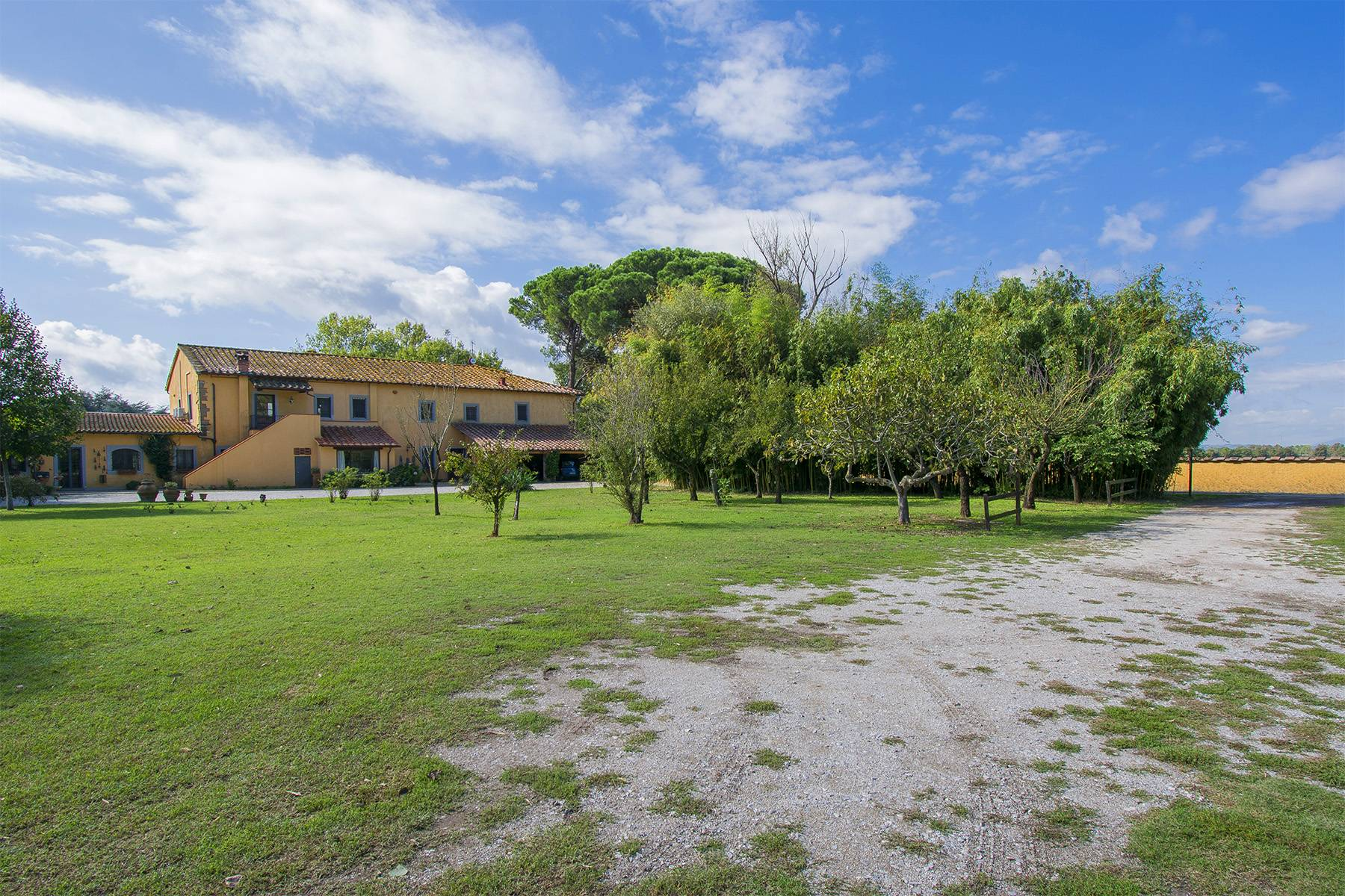 Equestrian farmhouse in the Tuscan countryside - 21