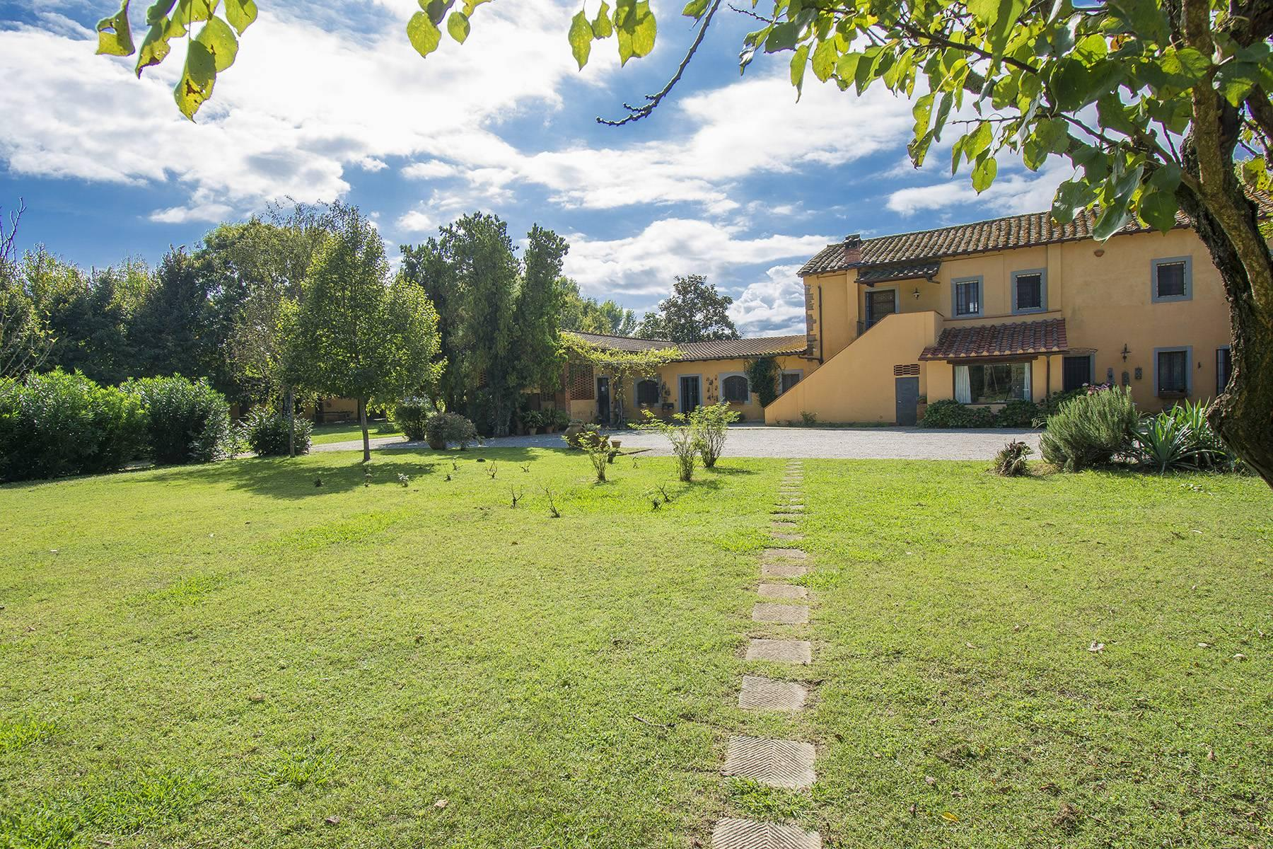 Equestrian farmhouse in the Tuscan countryside - 5