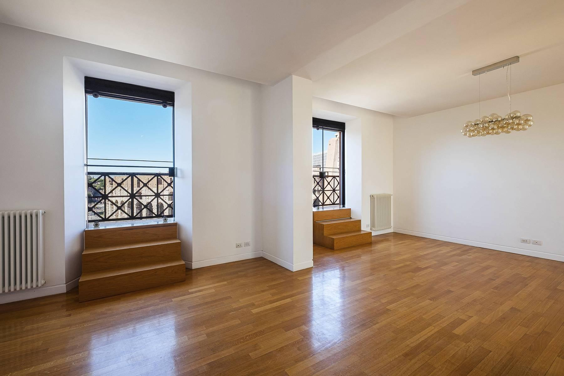 Charming apartment with a fine view of the Colosseum - 7