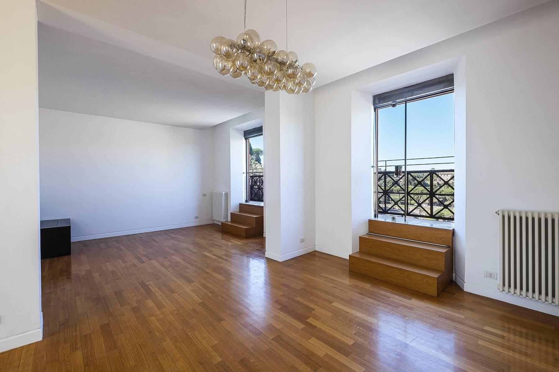 Charming apartment with a fine view of the Colosseum - 6