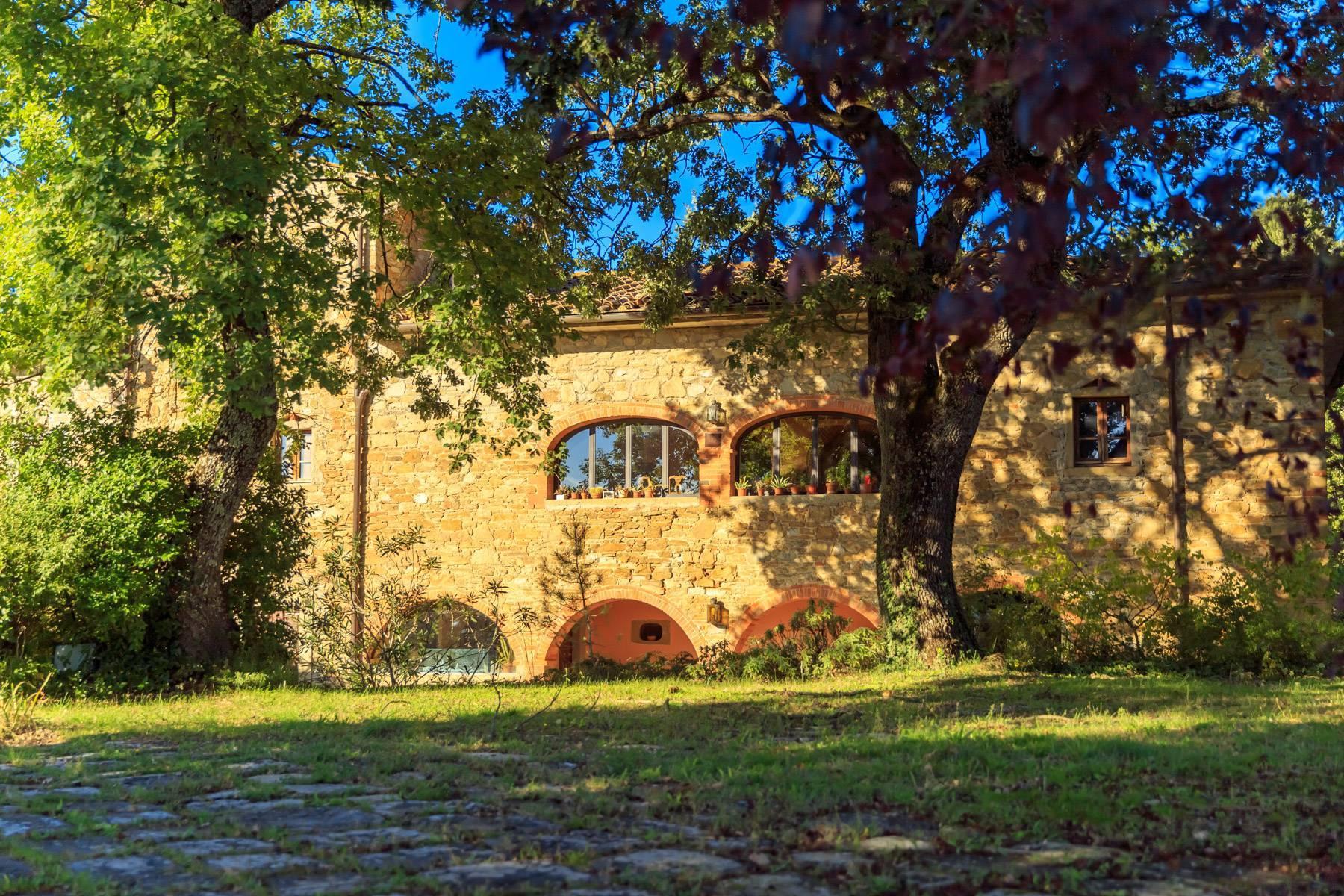 Villa historique dans la campagne toscane - 34