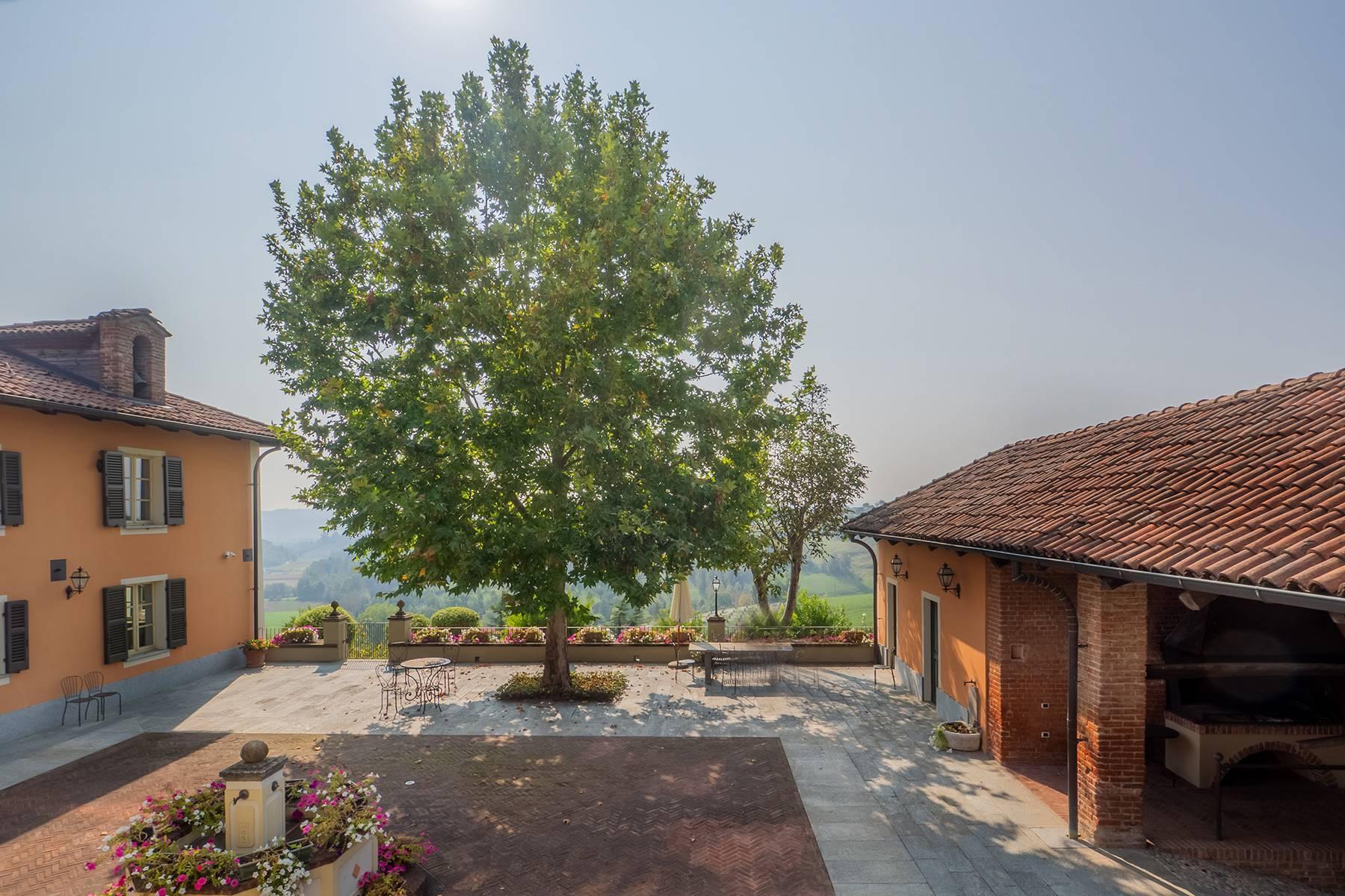 Prestigious estate with breathtaking views of the Alps - 50