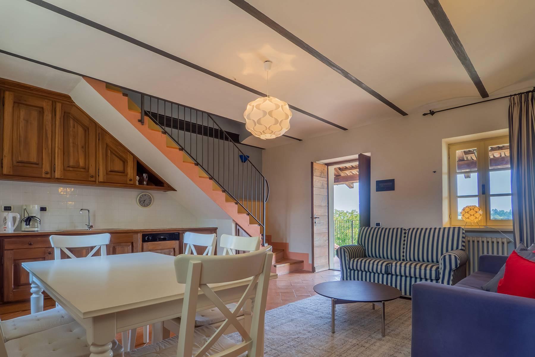 Elegante Villa mit wunderschönem Blick auf die Alpen - 46