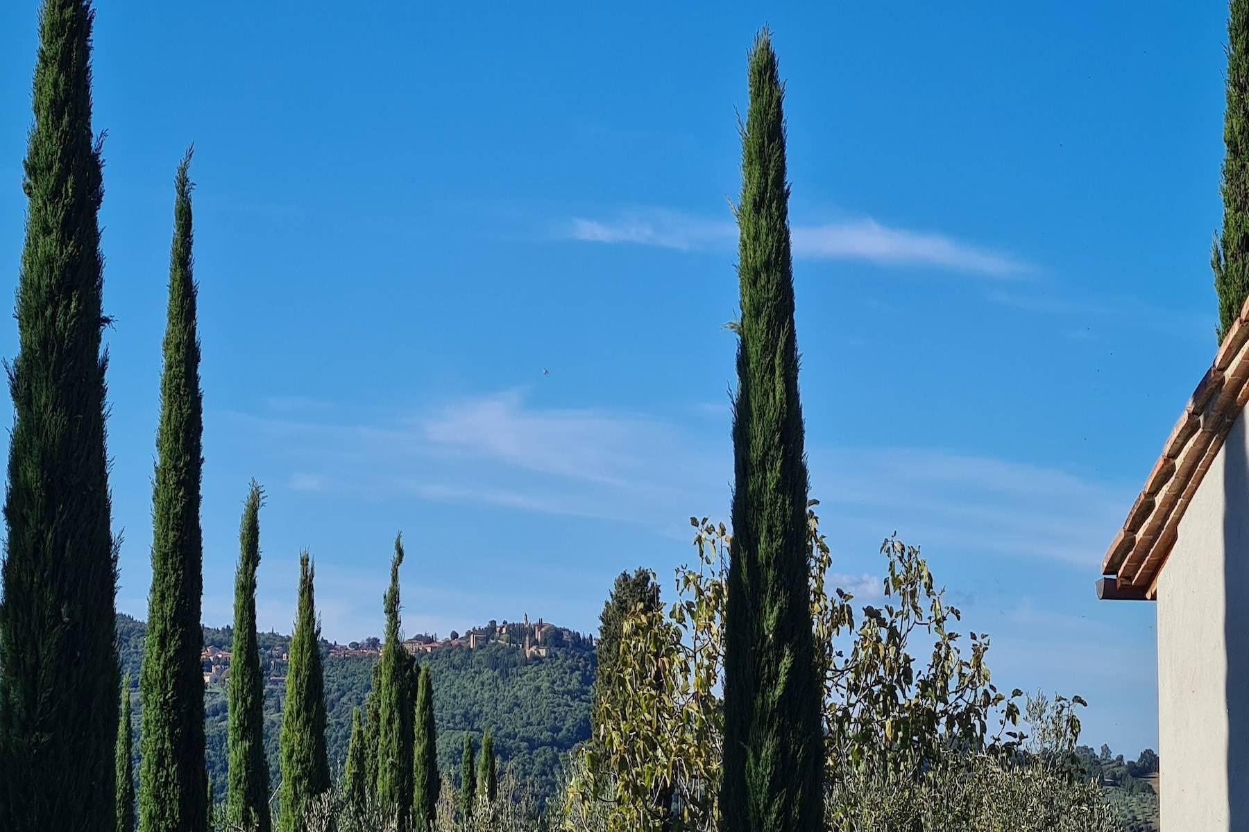 Casale con agriturismo e vigneto a pochi passi da Montepulciano - 29