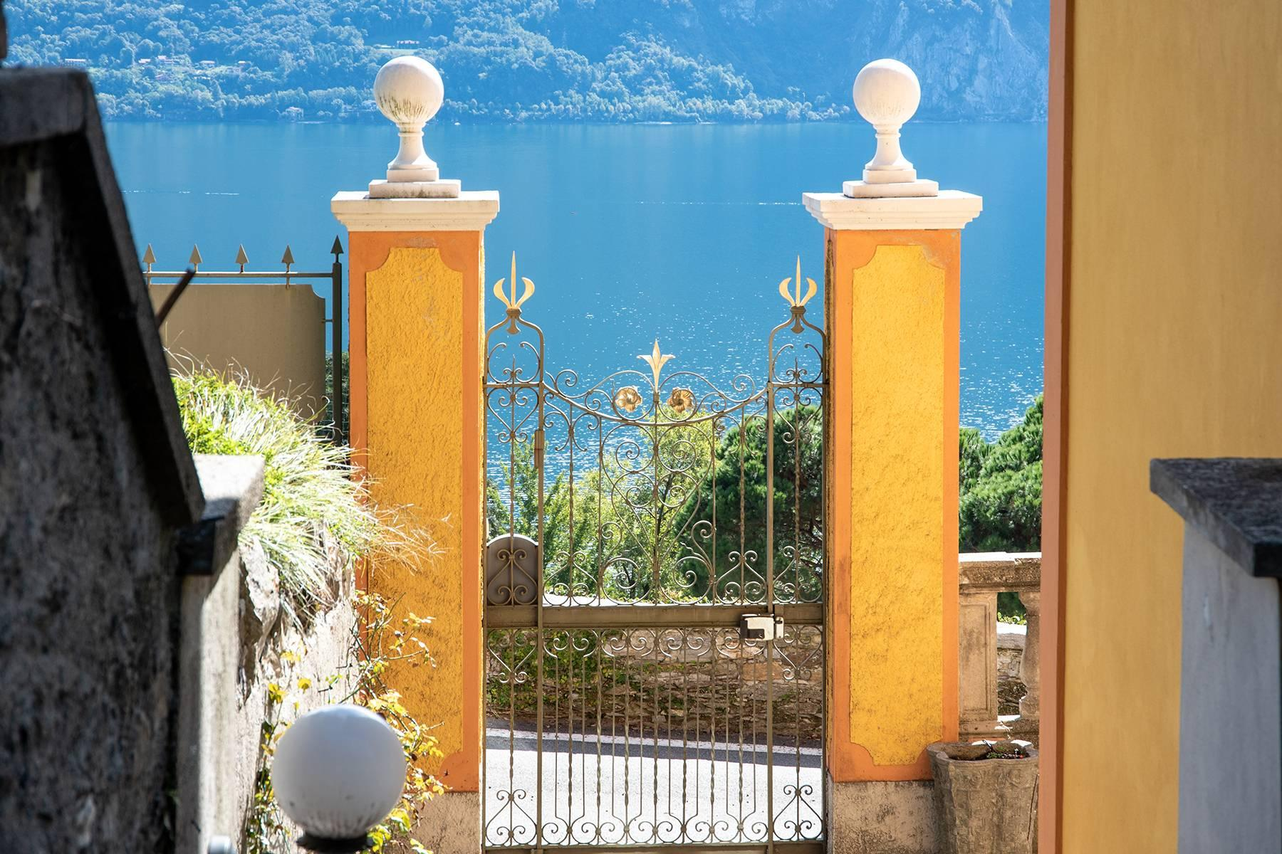Unique historic villa with guest house in a privileged position and a fantastic view of Lake Maggiore - 3