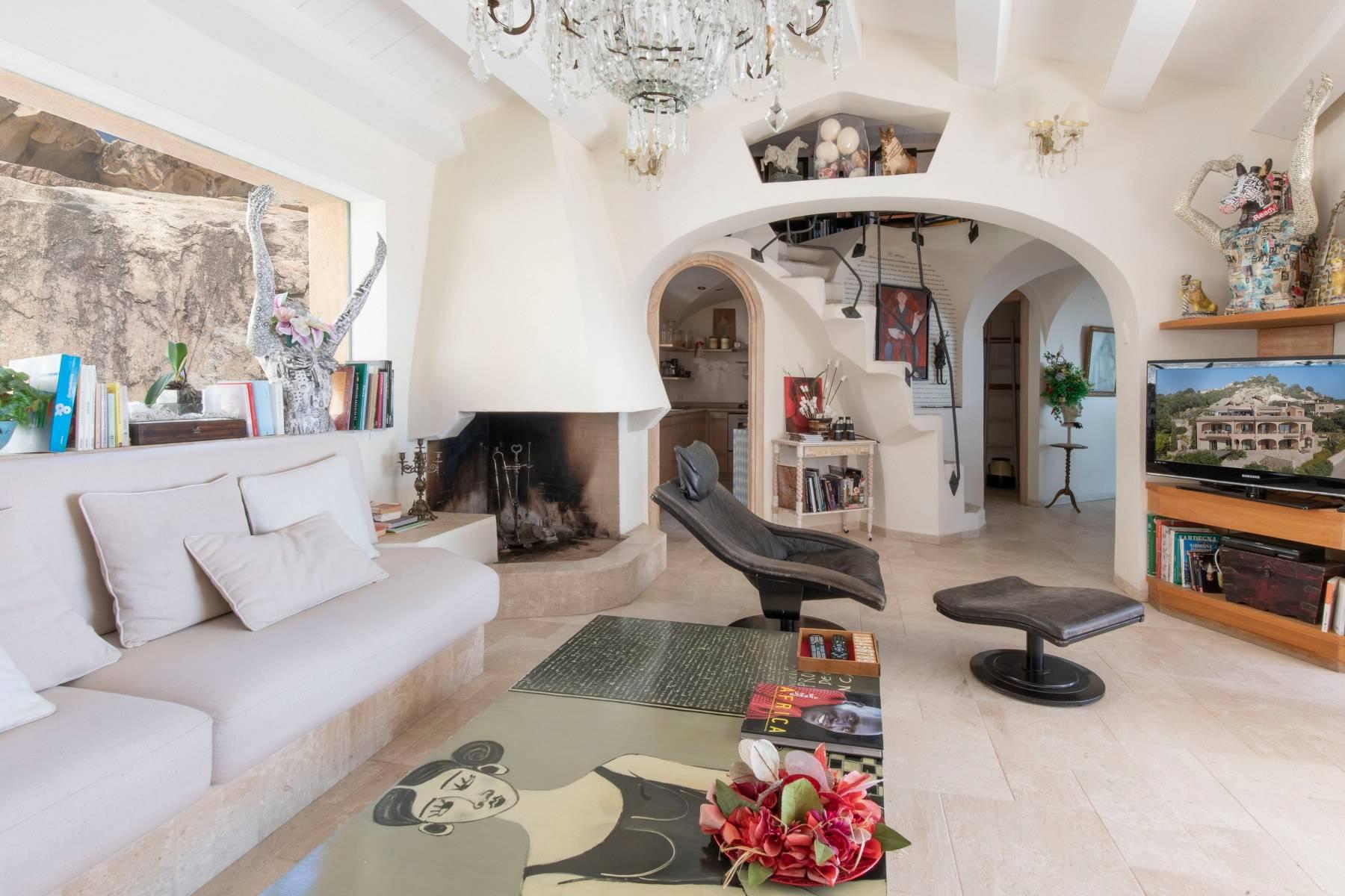 Bellissima villa con suggestiva vista mare a 180 gradi - 31
