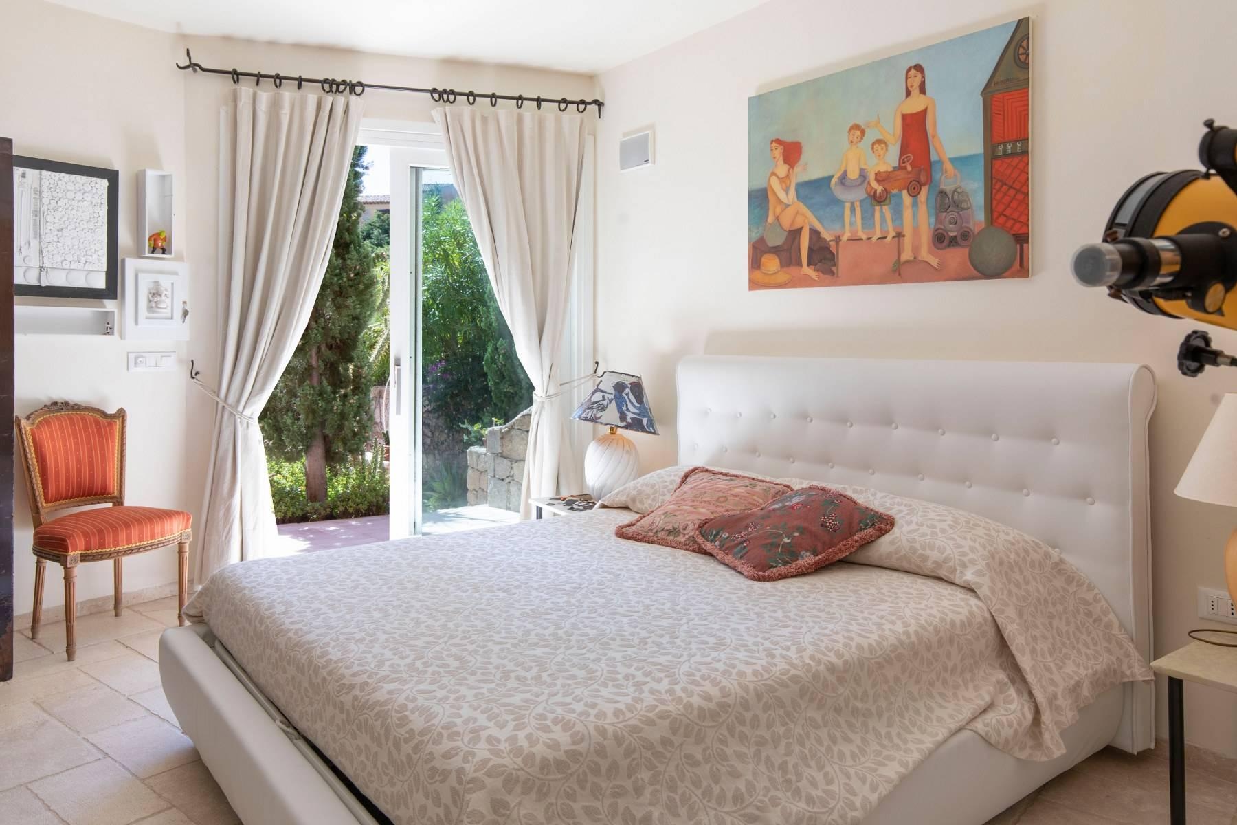 Bellissima villa con suggestiva vista mare a 180 gradi - 41