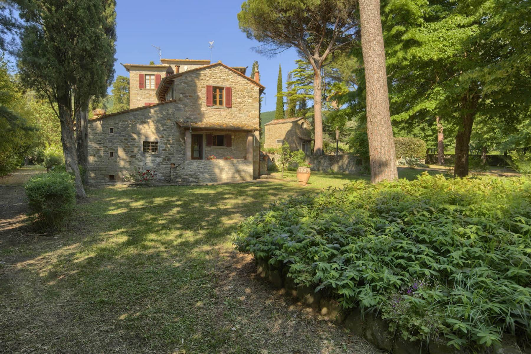 Historische Villa aus dem 1700 in Cortona - 6