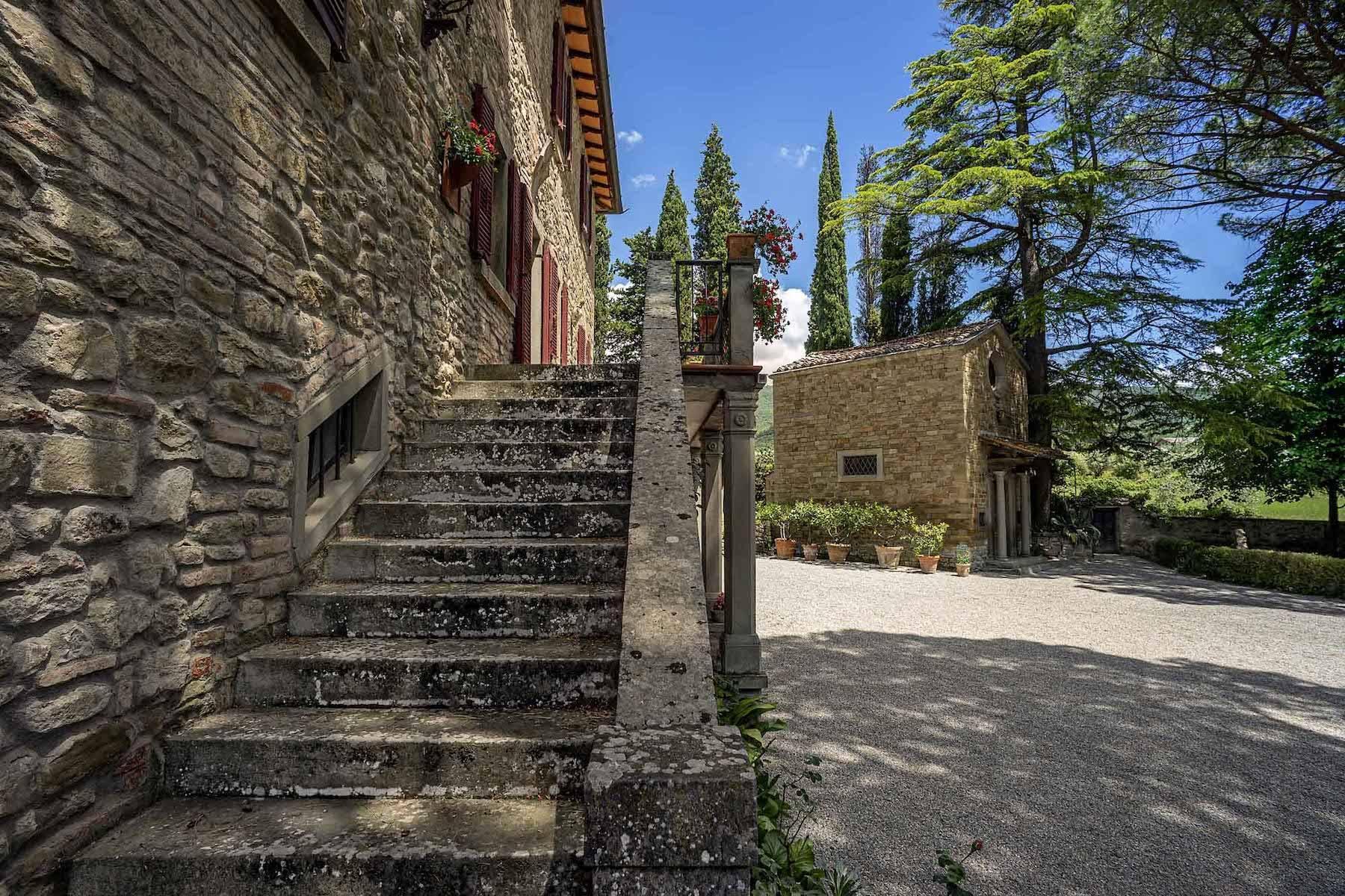 Historische Villa aus dem 1700 in Cortona - 5