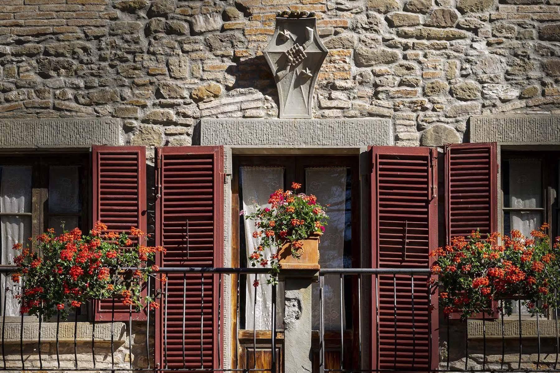 Historische Villa aus dem 1700 in Cortona - 7