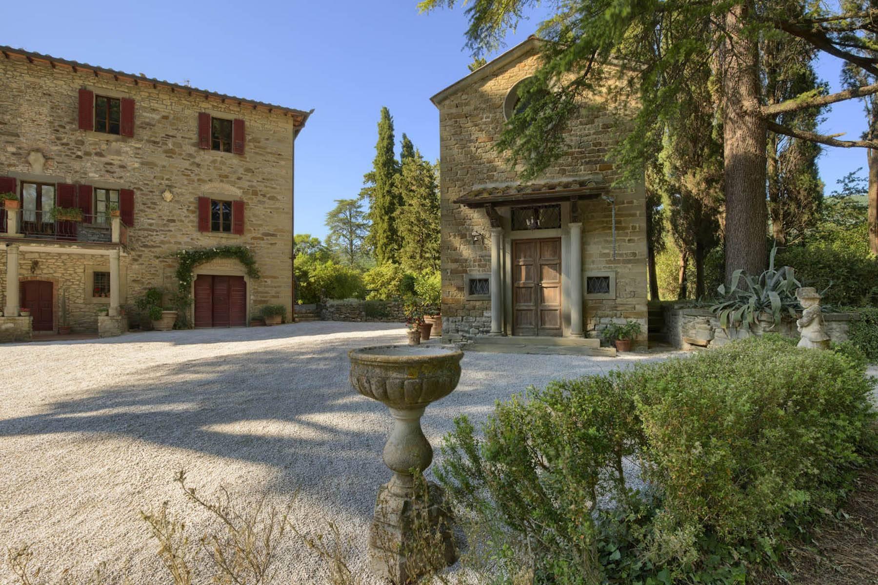 Storica villa del 1700 a Cortona - 5