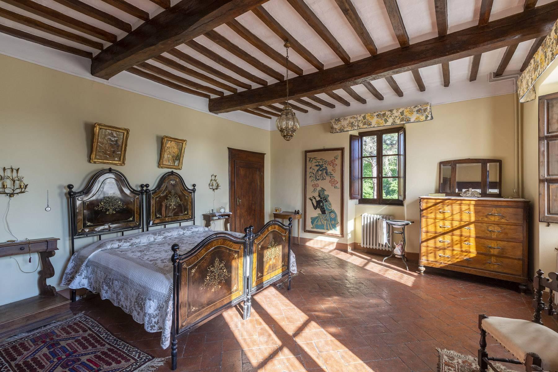 Вилла 18 века в Кортоне - 20