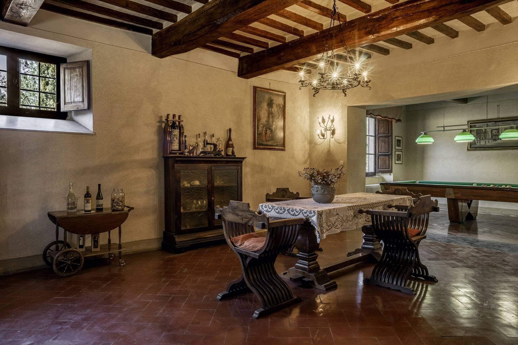 Вилла 18 века в Кортоне - 13