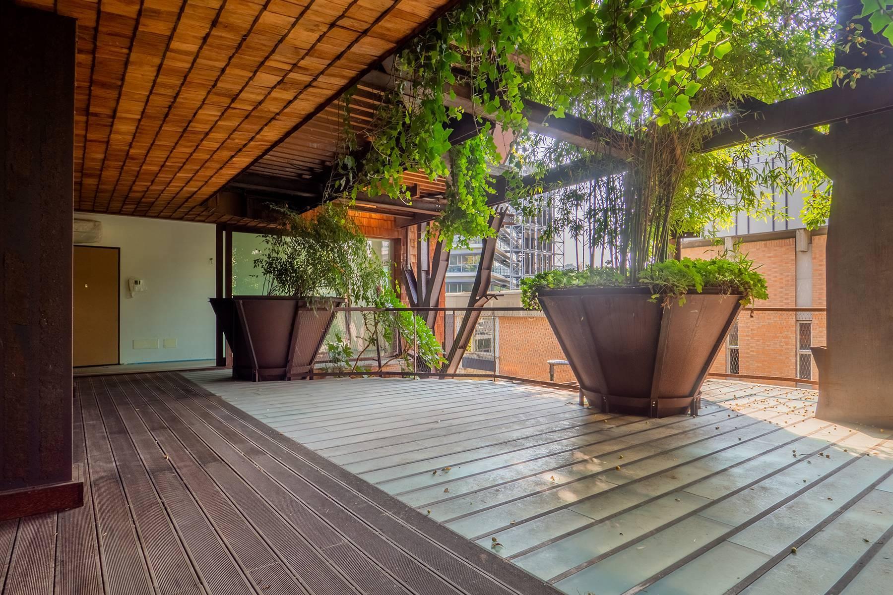 Bel appartement avec terrasse - 29