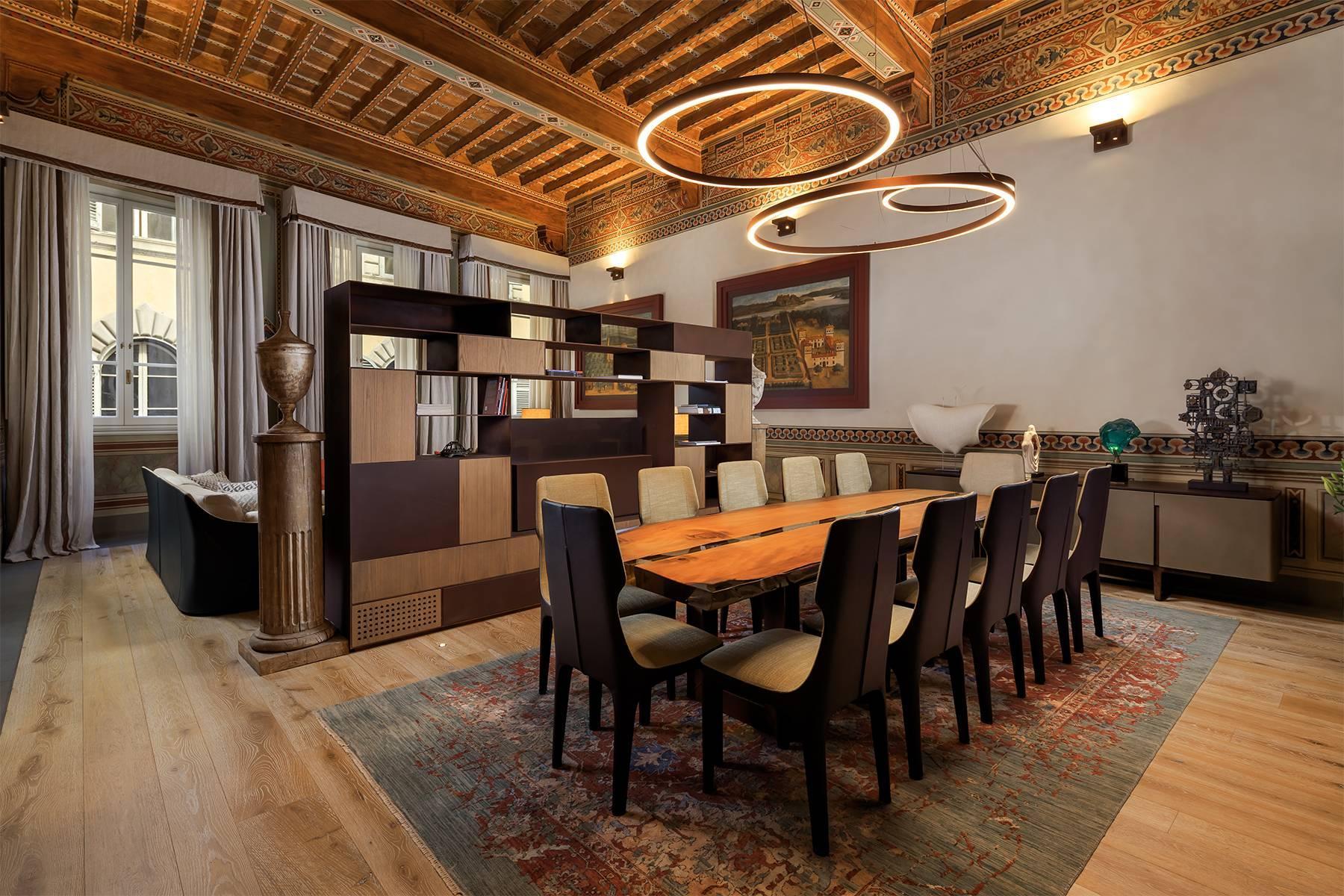 Современная квартира модерн в историческом Палаццо - 7