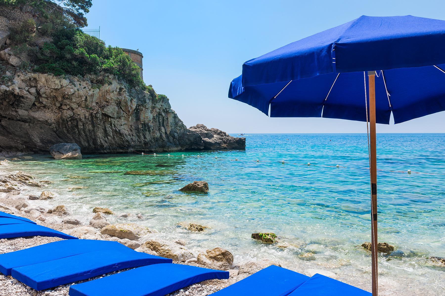 Villa Pieds dans l'eau in Capri - 18