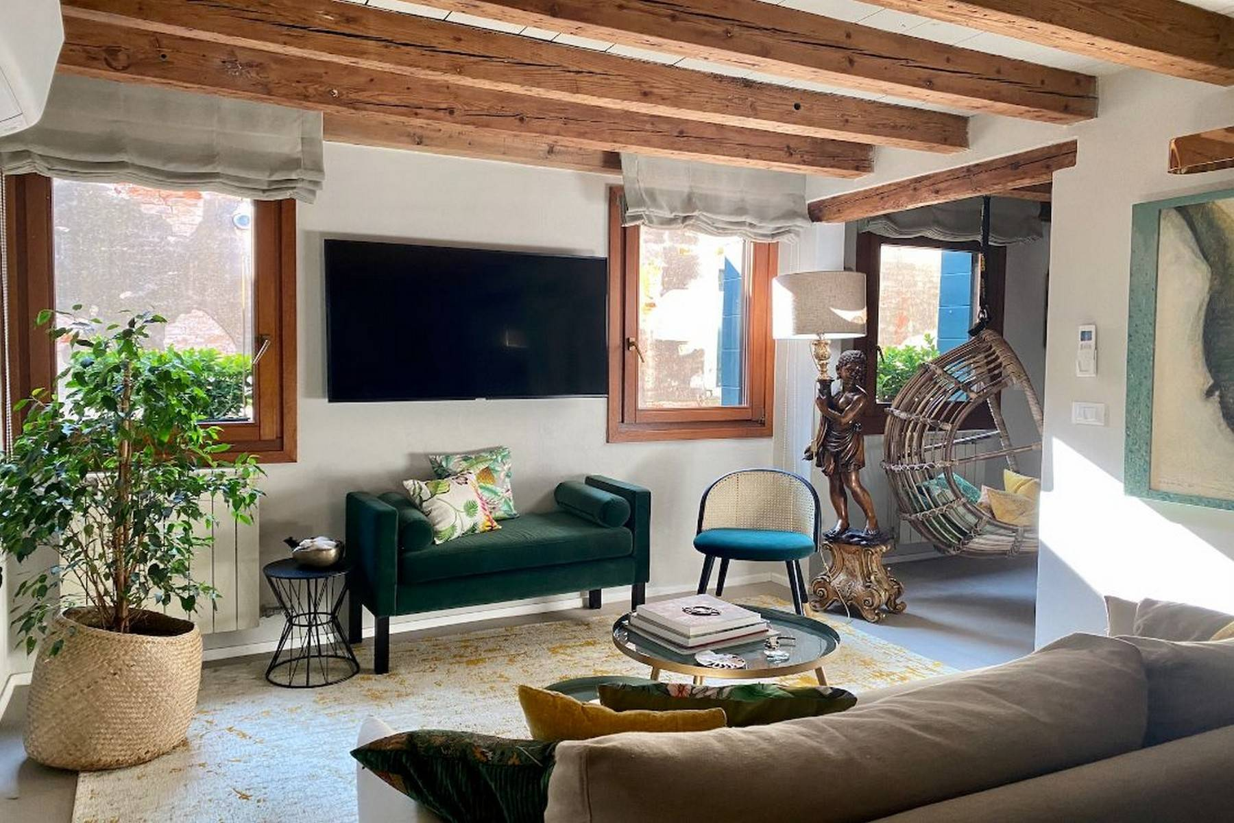 Castello design duplex with charming roof terrace - 4