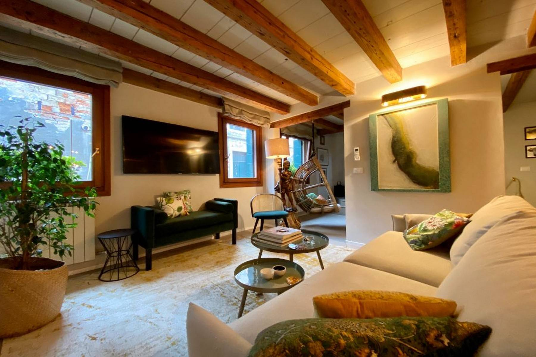 Castello design duplex with charming roof terrace - 1