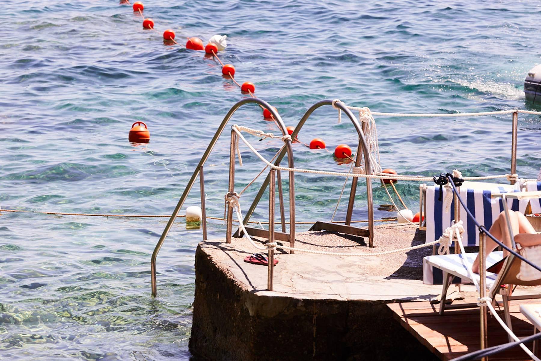 Villa Pieds dans l'eau in Capri - 19