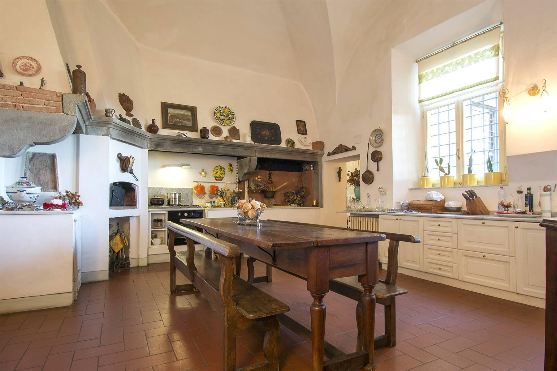 Charming Medicean Villa on the Tuscan hills - 19