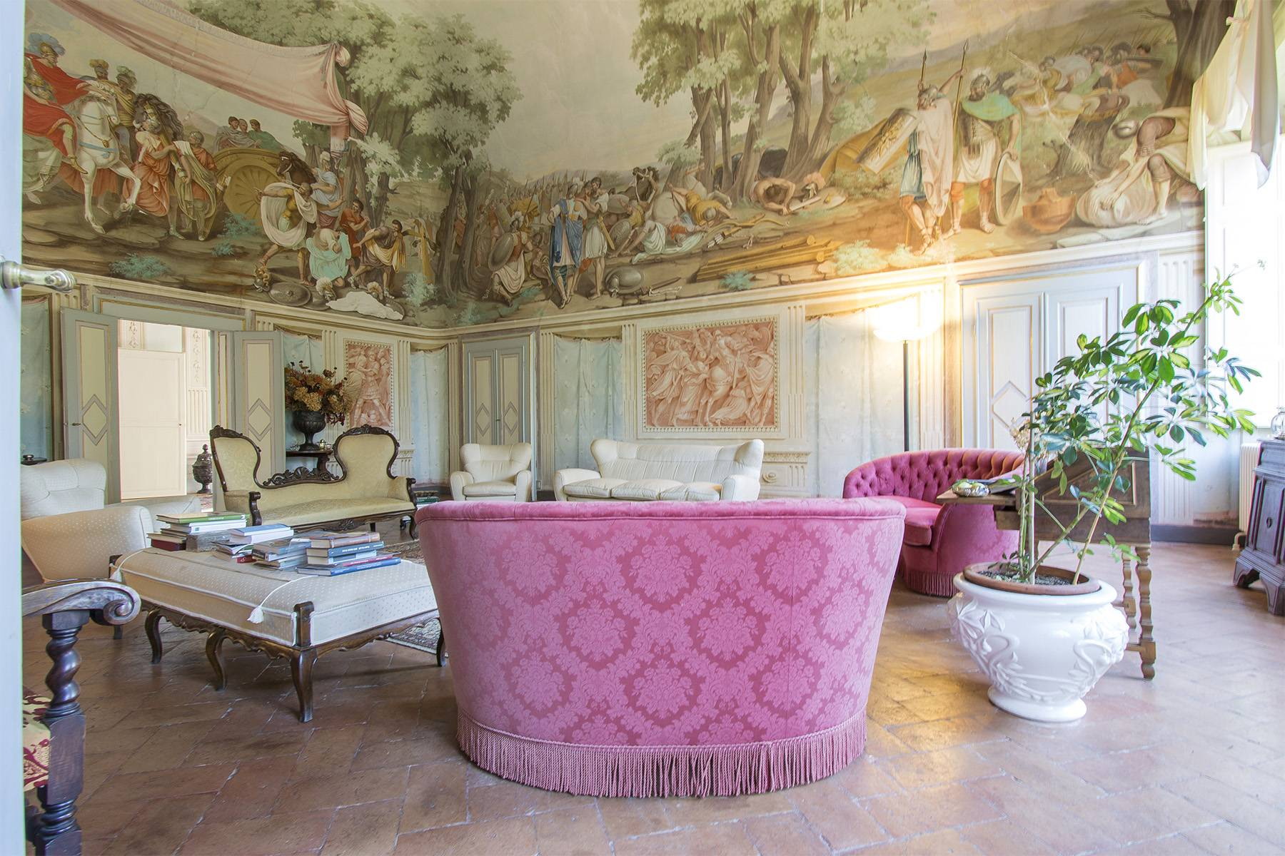 Charming Medicean Villa on the Tuscan hills - 8