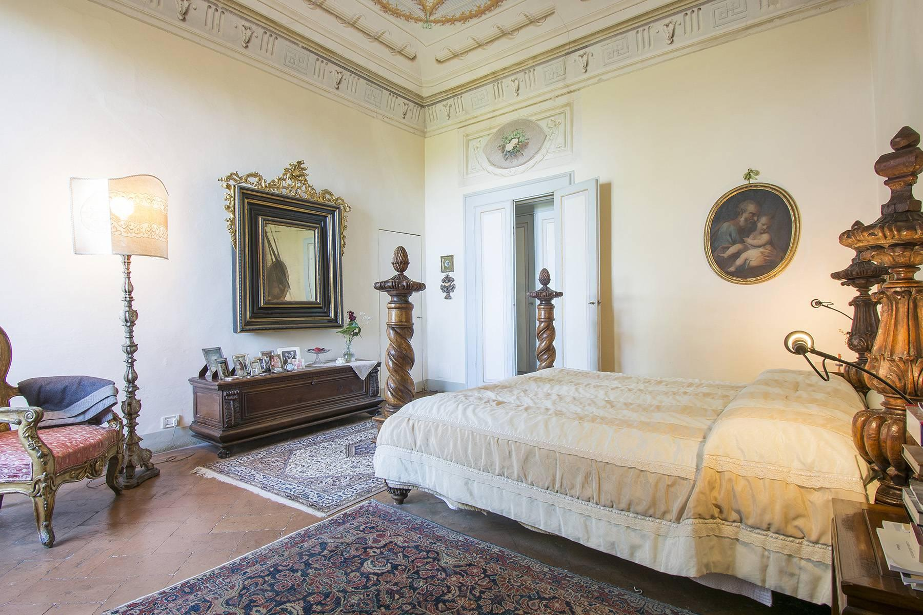 Charming Medicean Villa on the Tuscan hills - 11