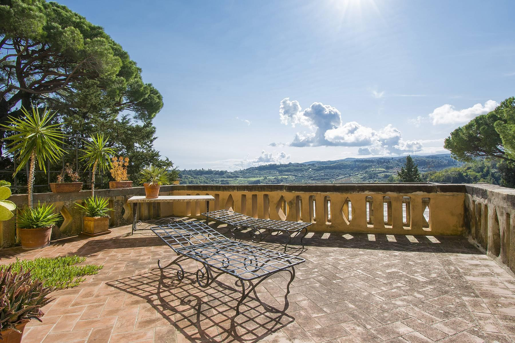 Charming Medicean Villa on the Tuscan hills - 2