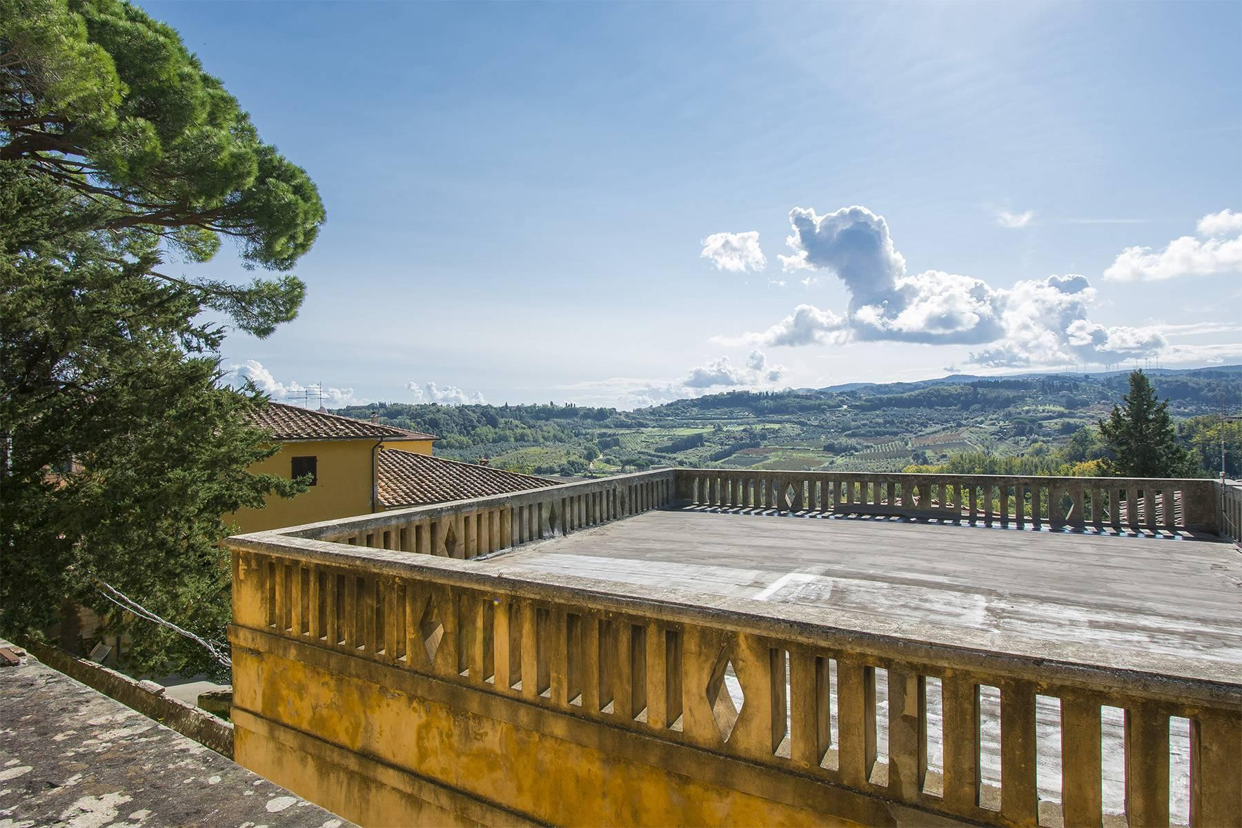 Charming Medicean Villa on the Tuscan hills - 40