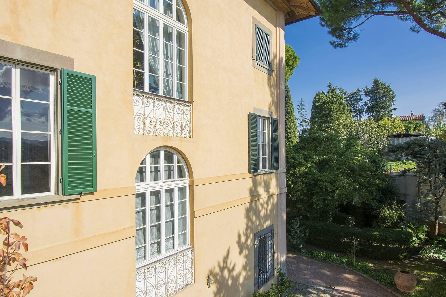 Charming Medicean Villa on the Tuscan hills - 22