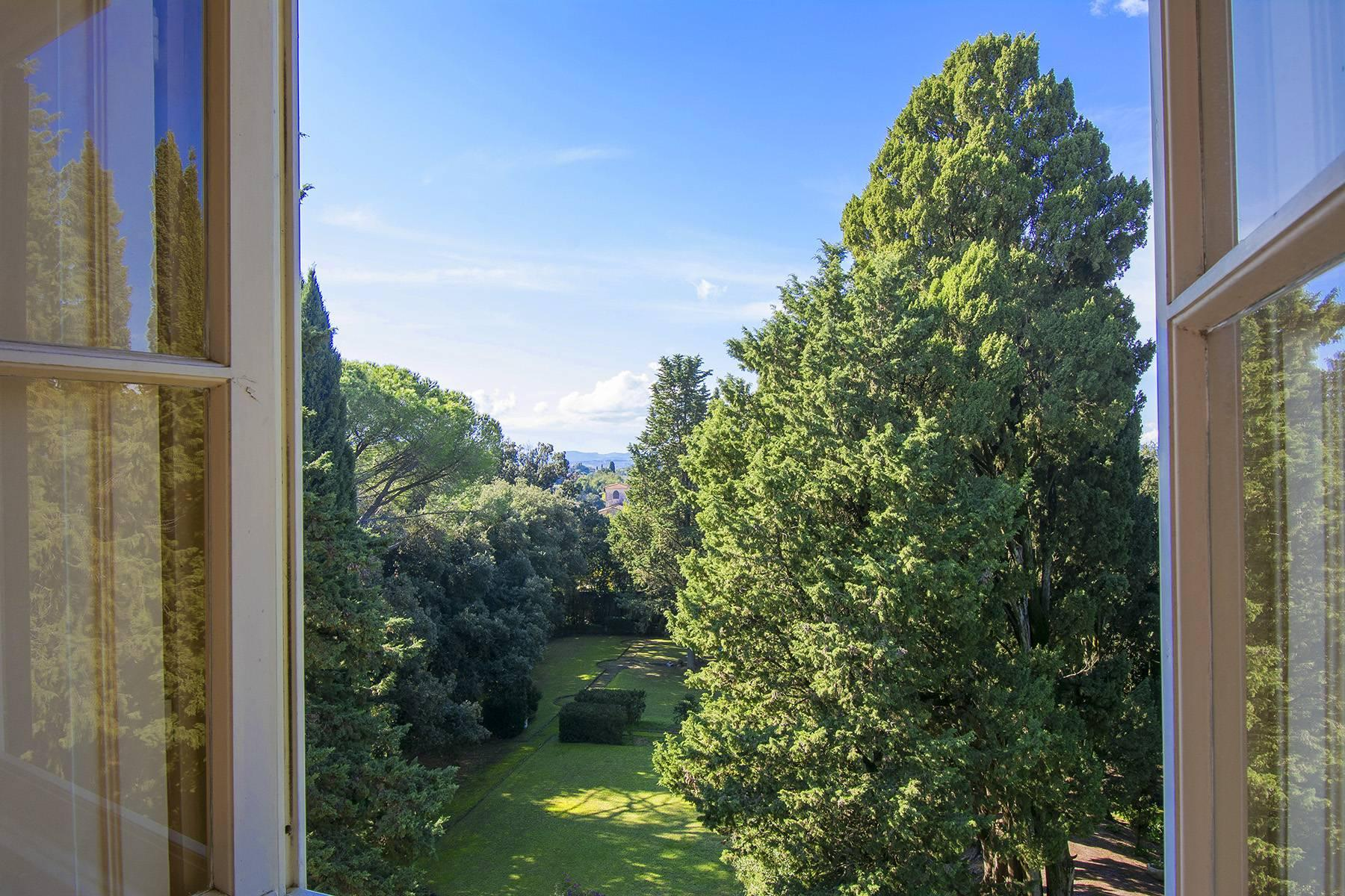 Charming Medicean Villa on the Tuscan hills - 27