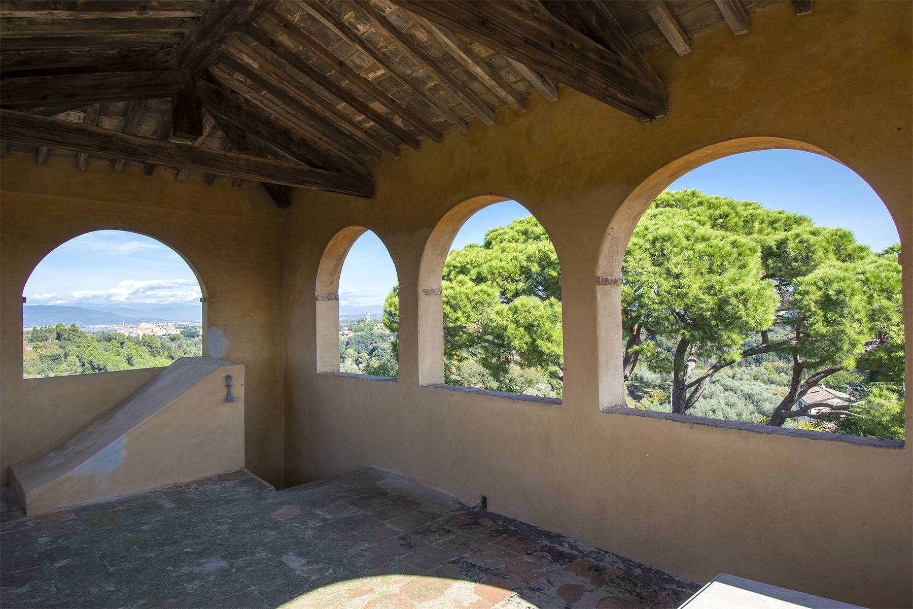 Charming Medicean Villa on the Tuscan hills - 28