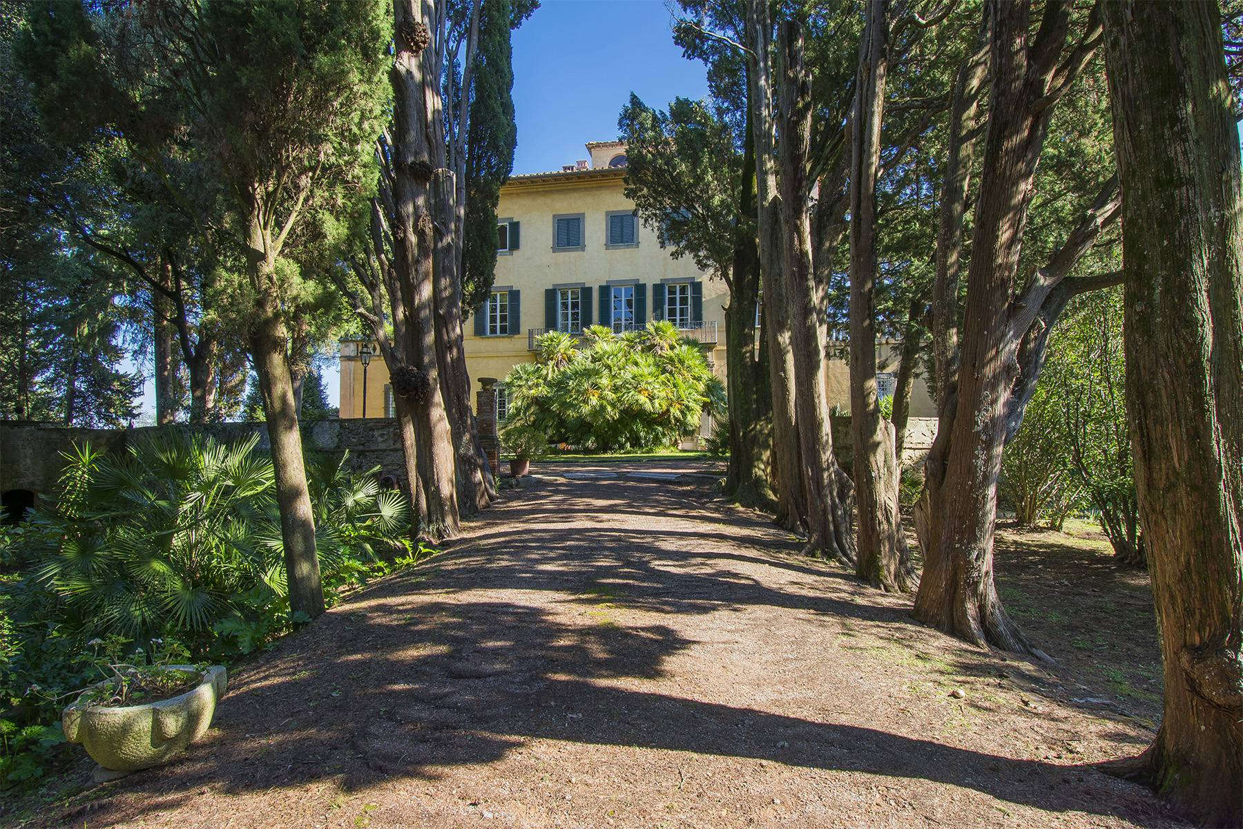 Charming Medicean Villa on the Tuscan hills - 29