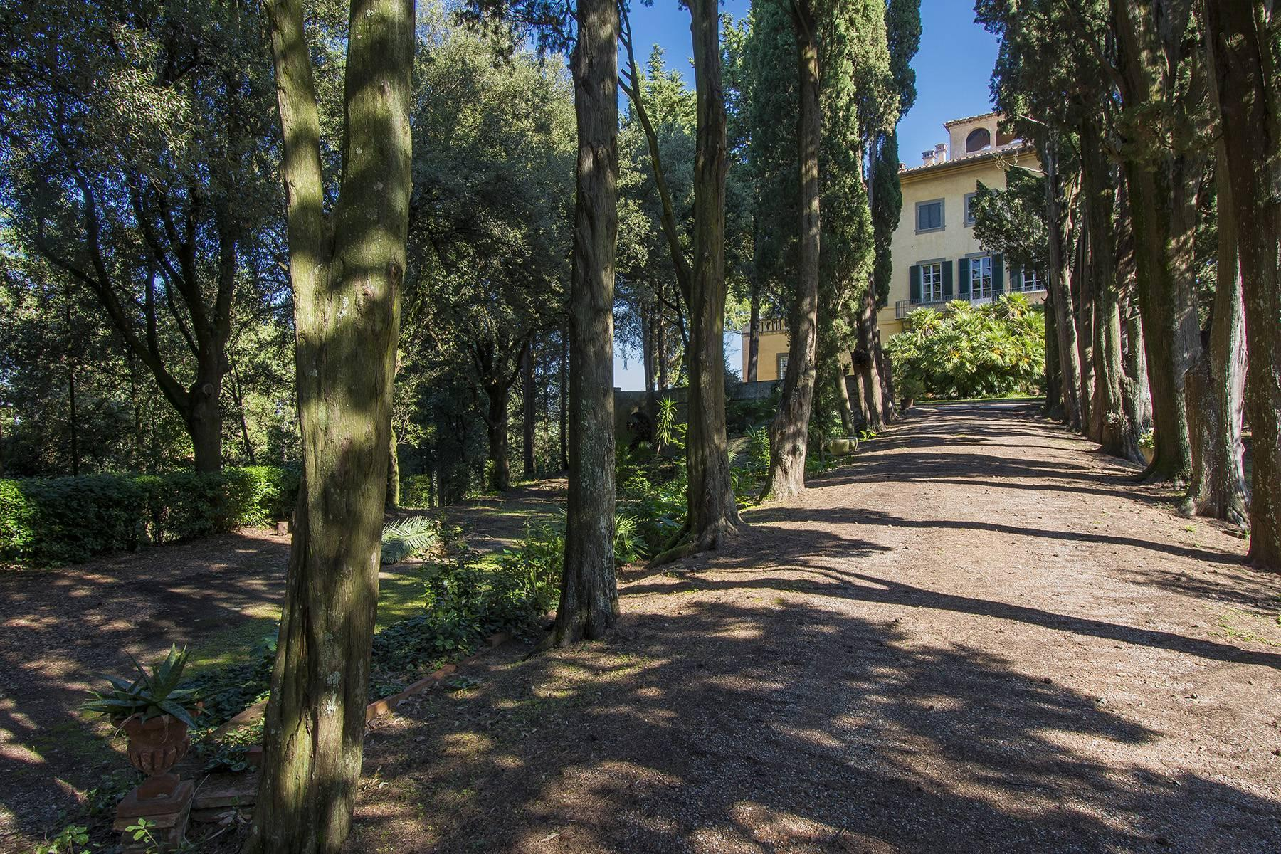 Charming Medicean Villa on the Tuscan hills - 30