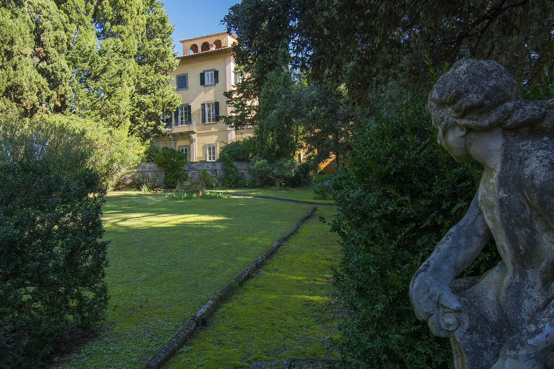 Charming Medicean Villa on the Tuscan hills - 13