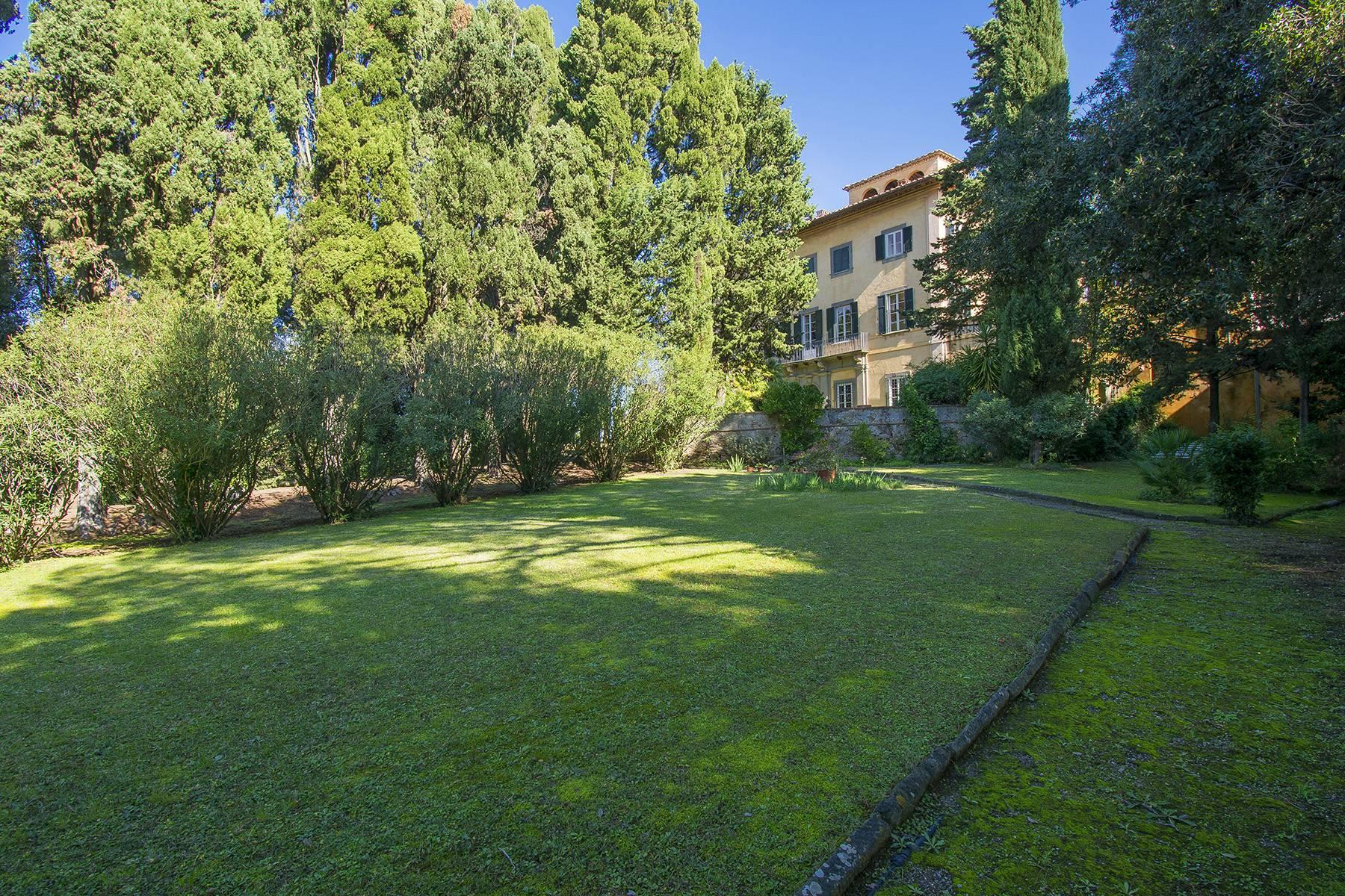 Charming Medicean Villa on the Tuscan hills - 31