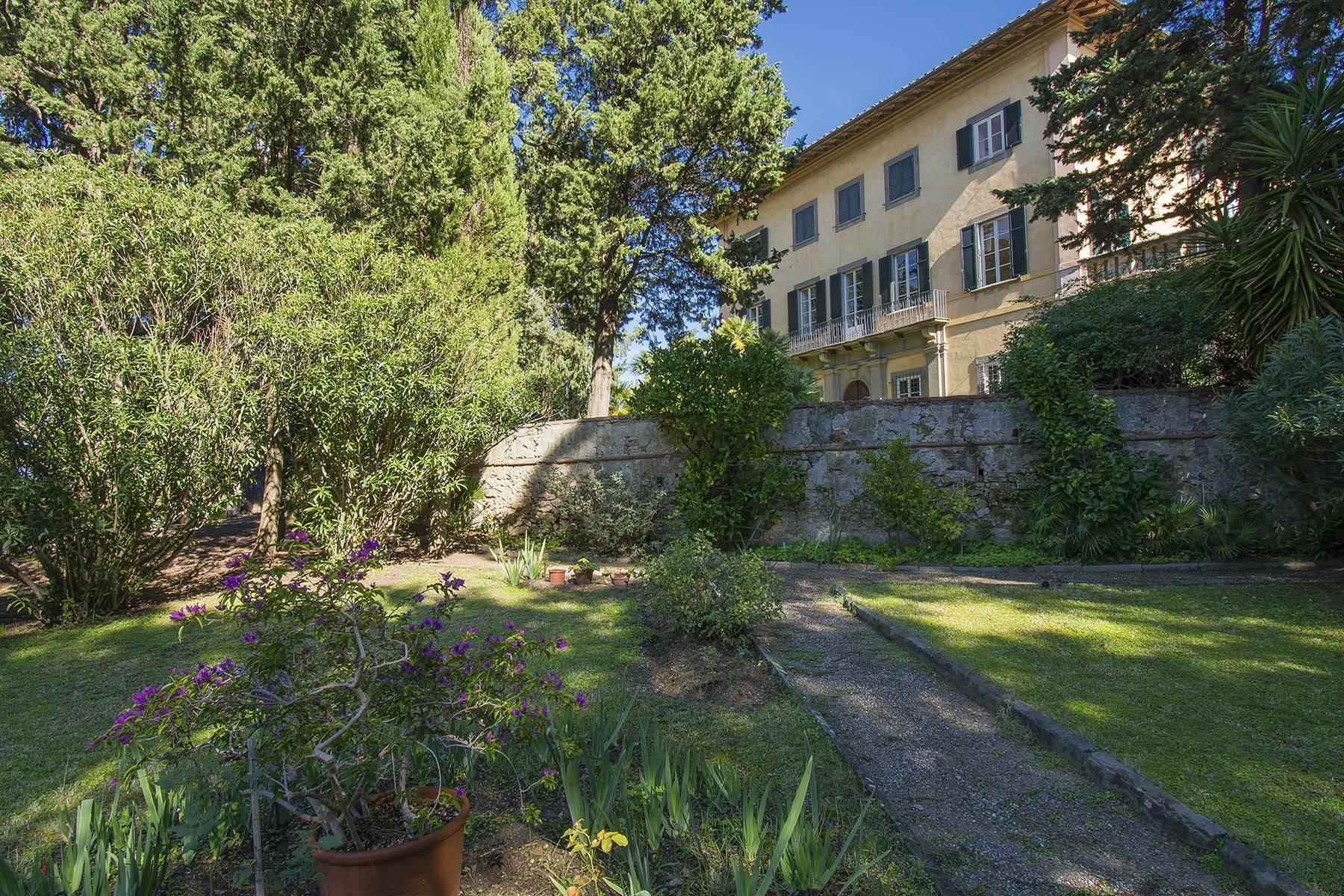 Charming Medicean Villa on the Tuscan hills - 32