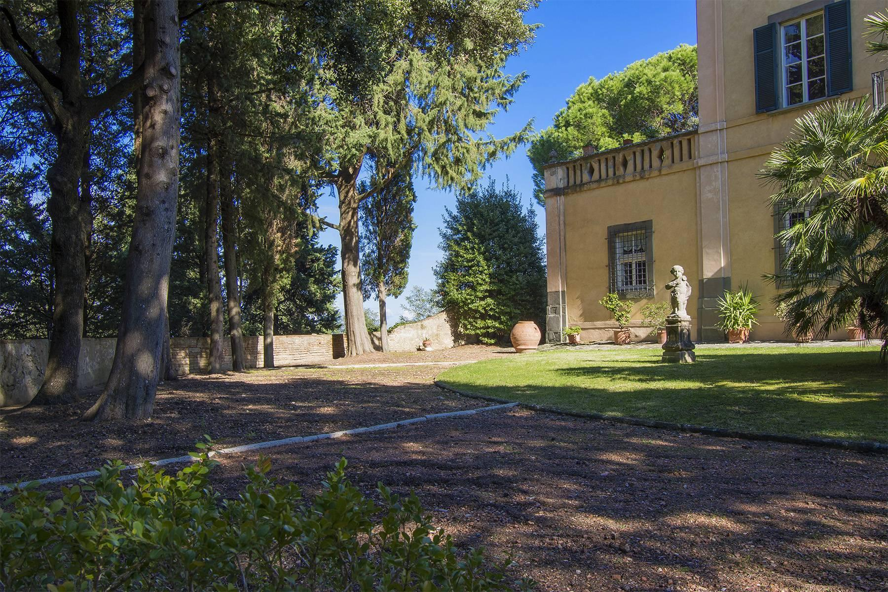 Charming Medicean Villa on the Tuscan hills - 36