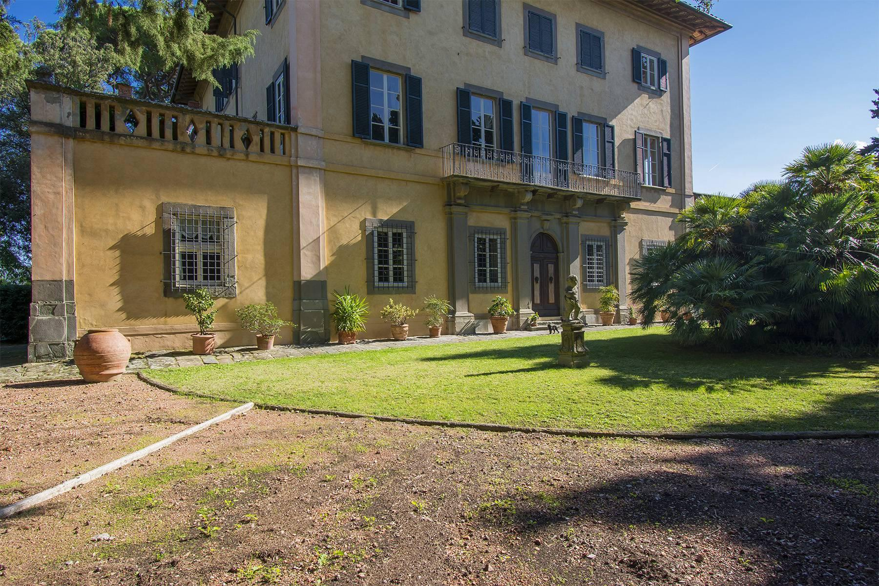 Charming Medicean Villa on the Tuscan hills - 39