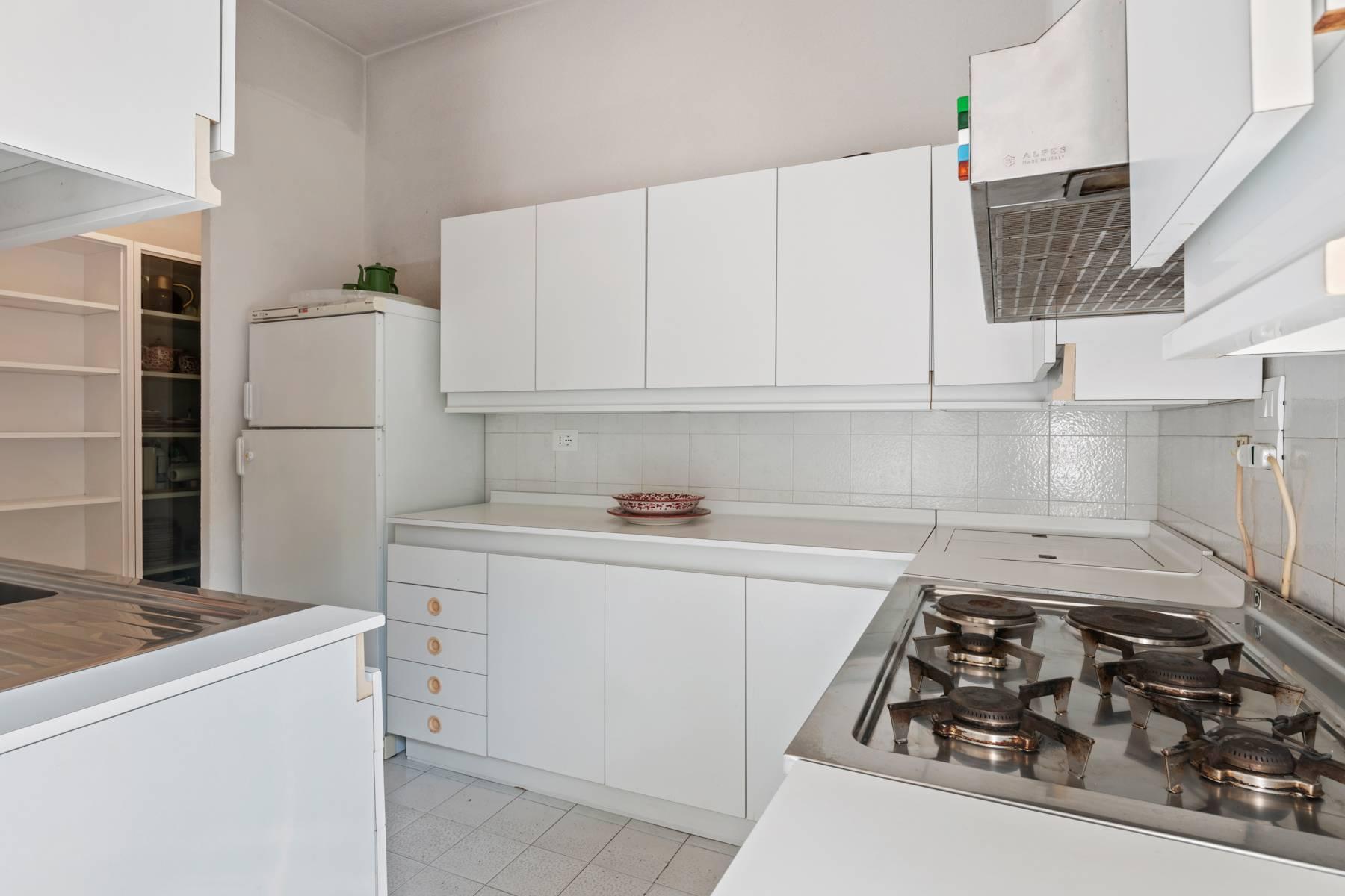 Grazioso appartamento con vista mare - 16