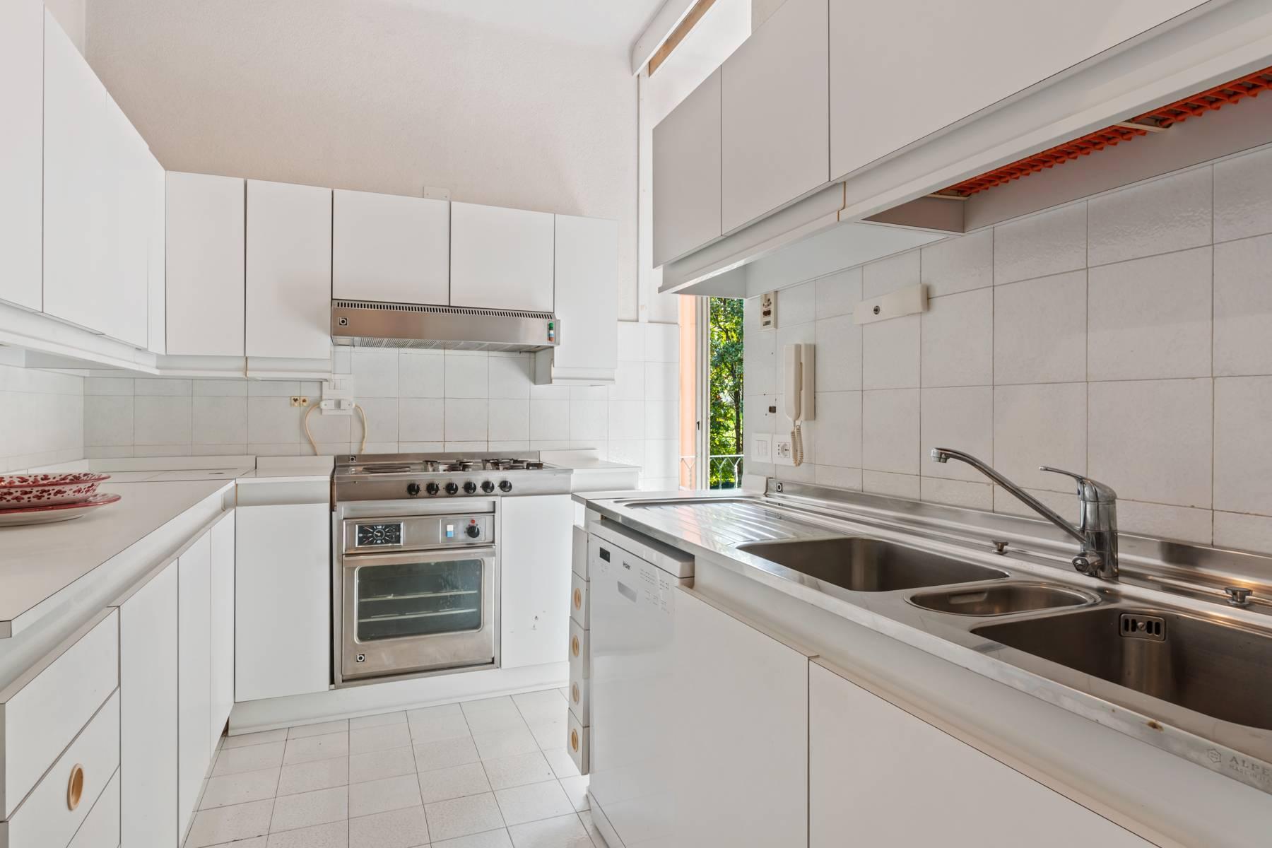 Grazioso appartamento con vista mare - 9