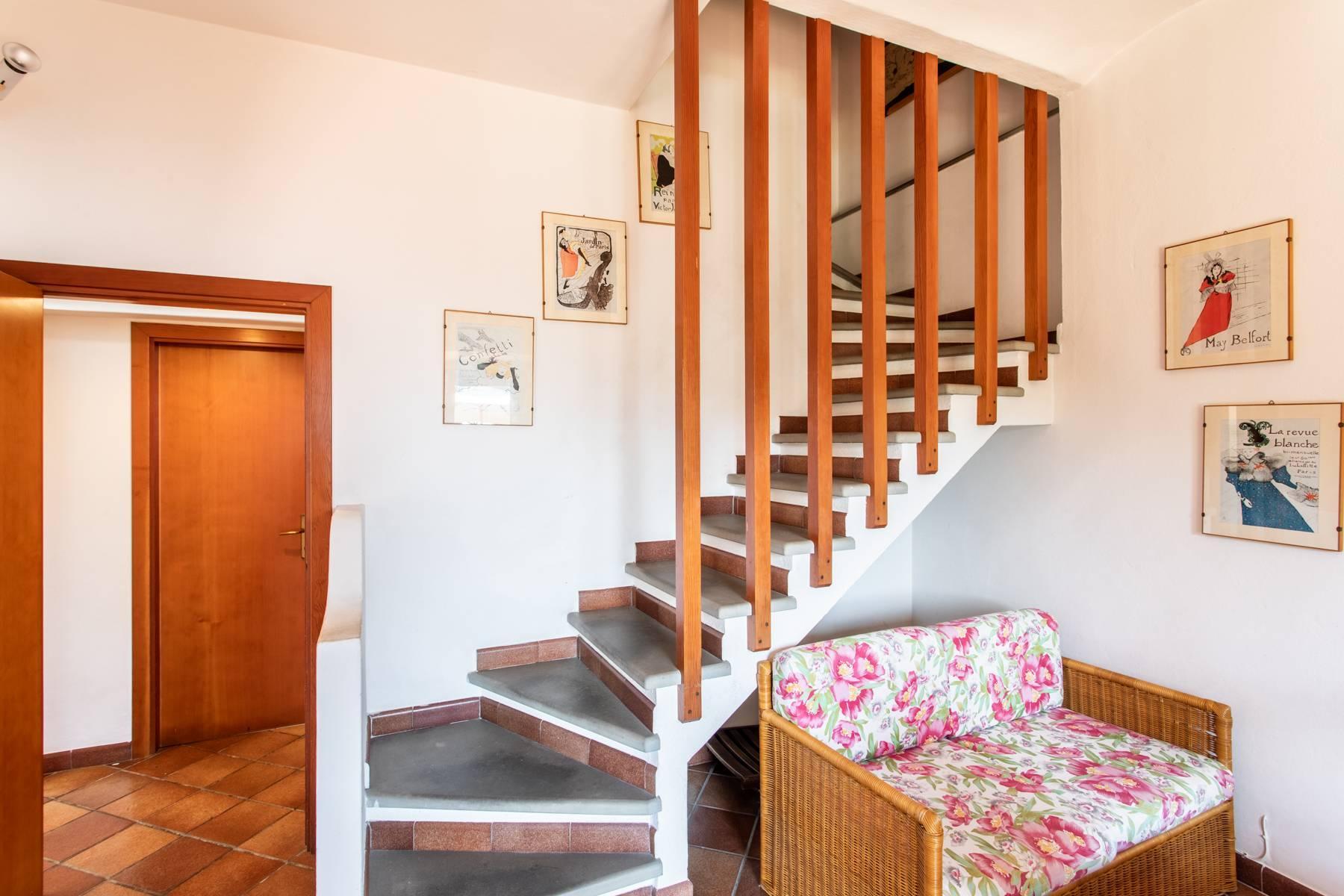 Herrliche Pied-dans-l'Eau Villa in Argentario - 20
