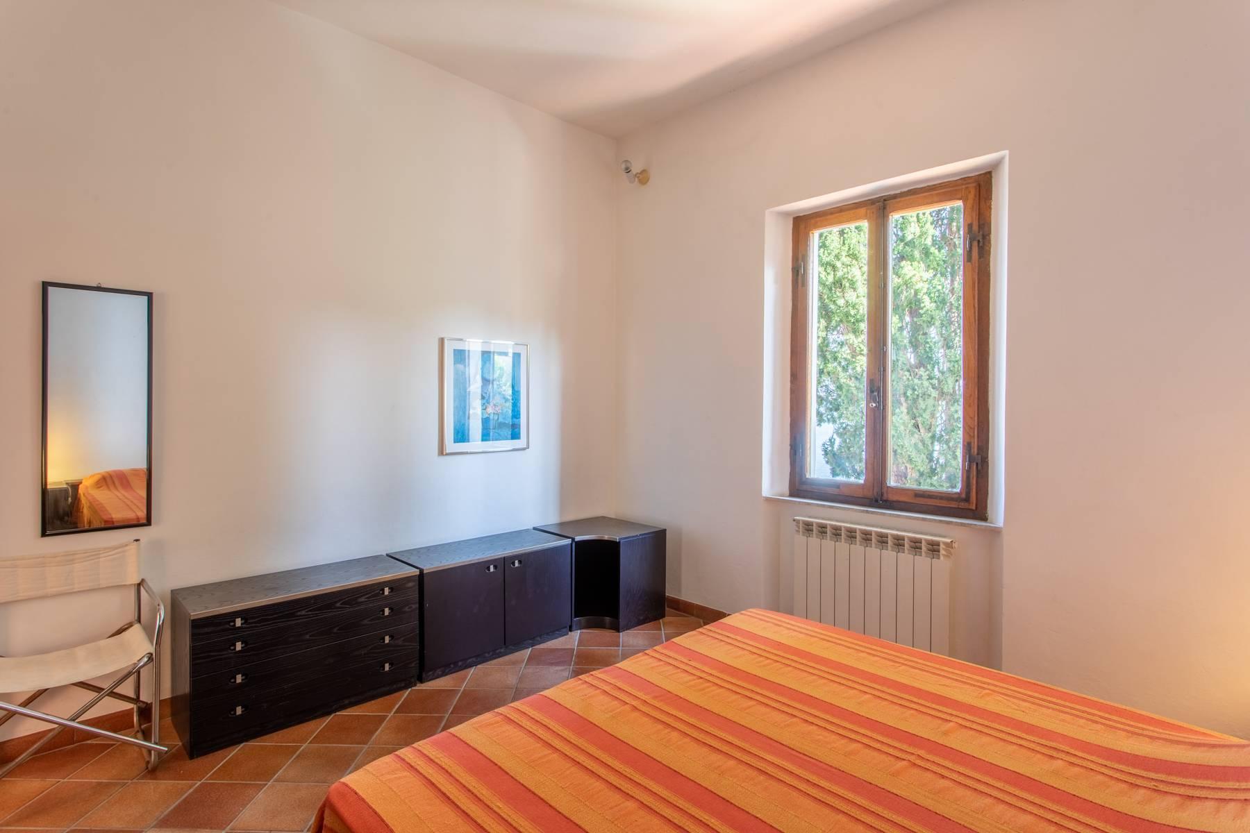 Herrliche Pied-dans-l'Eau Villa in Argentario - 31