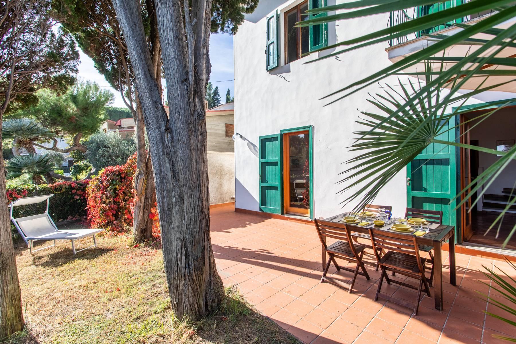 Herrliche Pied-dans-l'Eau Villa in Argentario - 27