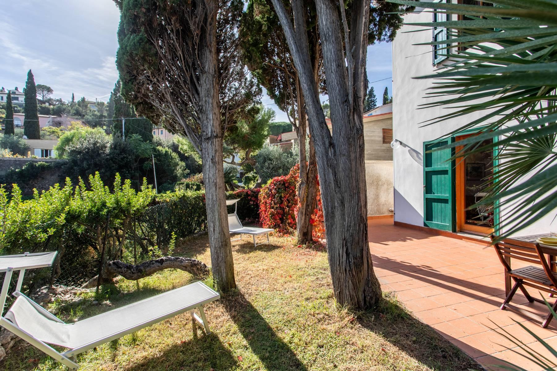 Herrliche Pied-dans-l'Eau Villa in Argentario - 28